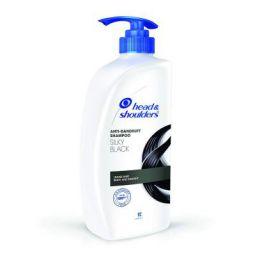 Head & Shoulders Silky Black Shampoo, 675ml