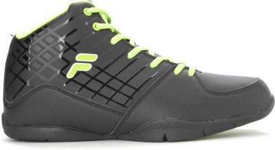 Fila REBOUND II Basket Ball Shoes For Men  (Multicolor)