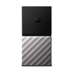 Western Digital My Passport 1TB External Solid State Drive (Black)