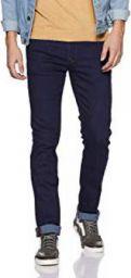 Van Heusen Men's Slim Fit Jeans at Rs 699
