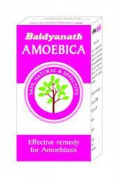 Baidyanath Amoebica - 50 Tablets