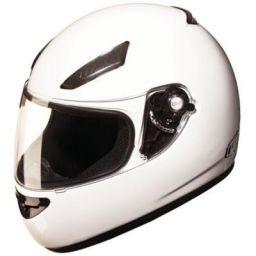 Studds Rhyno Helmet (White, L)