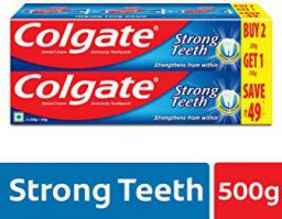 Colgate toothpaste up to 35% off