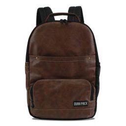 DURAPACK Omega 25 Ltrs Brown Casual Backpack (PU2BRN)