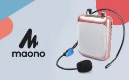 Maono AU-C01 Portable Rechargeable Voice Amplifier