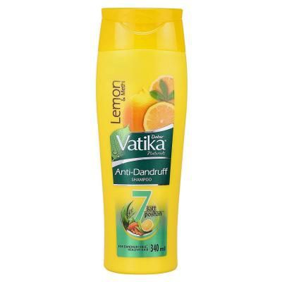 Vatika Anti Dandruff Shampoo, 340 ml