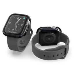 Defense Edge Aluminium and TPU Bumper Frame for 44 mm Apple Watch
