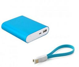Mayon 10400 mAh Li-ion Power Bank (Blue)
