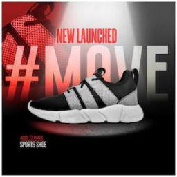 Sports Shoes Mega Brand Sale: Up to 80% off + 12% Cashback