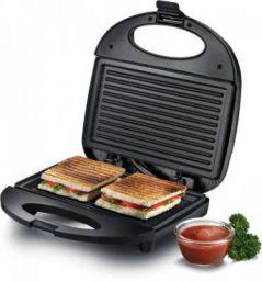 Prestige Sandwich Toaster Atlas with Fixed Grill  (Black)