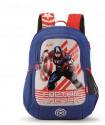 Skybags SB MARVEL (E) CHAMP 06 15 L Backpack