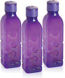 Cello Tango Polypropylene Bottle Set, 600ml, Set of 3