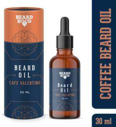 Beardhood Beard Growth Oil For Men - Cafe Valentino