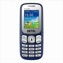 Detel D1 Guru Feature Phone