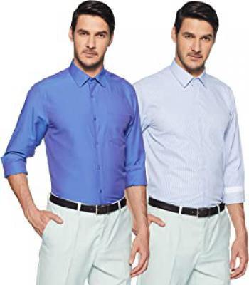 Top Brands Men's Shirts at Minimum 74% off