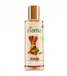 Fiama Nourishing Body Oil, Kashmiri Almond and Cinnamon, 100ml