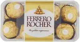 Ferrero Rocher T16 (Imported) Truffles (200 g)
