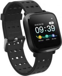 fiado Charge-fit Pro fitness black Smartwatch