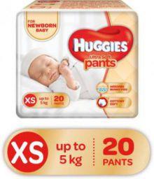 Huggies Ultra Soft Size Diaper Pants (20 Pieces)