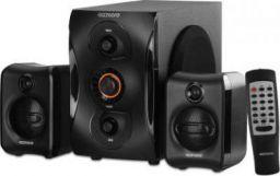 Gizmore GIZ TRIO 2150 20 W Bluetooth Laptop/Desktop Speaker  (Black, 2.1 Channel)