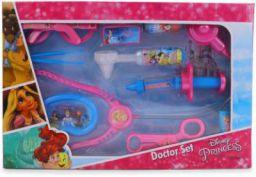 Disney Princess Role Play Large Doctor Set for Kids