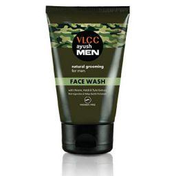 VLCC Ayush Face Wash For Men, 100g