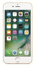 Apple iPhone 6 (Gold, 1GB RAM 32GB Storage)