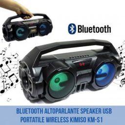 fiado LED LIGHT OUTDOOR PARTY SPEAKER 20 W Bluetooth Speaker