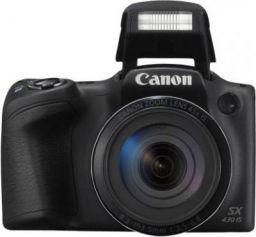 Canon PowerShot SX430 IS (20 MP, 45x Optical Zoom, 4x Digital Zoom, Black)