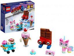 LEGO The Movie 2 Unikitty's Sweetest Friends Ever Building Blocks (76 Pcs)70822