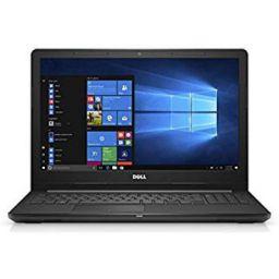Dell Inspiron 3567 i3-6006 15.6-inch Laptop (6th Gen i3- 6006u/4GB/1TB/Windows 10/Integrated Graphics), Black