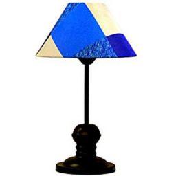 Tu Casa LG-198 Conical Shade Table Lamp (Blue)