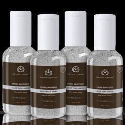 TheManCompany Hand Sanitizer | Neem & Alow Vera