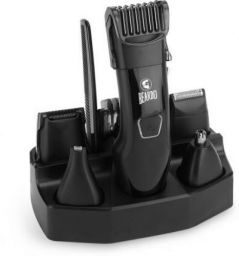 Beardo PR3058/59 Runtime: 45 min Trimmer for Men (Black)