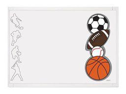 QUARTET Magnetic Combination Sports Board 17 x 23 (QBD30001)
