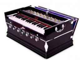 SG Musical Wooden 7-Stopper, 39-Sur, 3 Ballow Harmonium