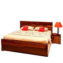 Evok Cosmo Engineerwood Queen Bed with Storage