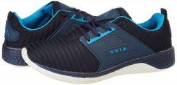 Axia Men's Boost-15 N.Blue/Sky Running Shoes-8 UK (42 EU) (1001-BOOST-15)