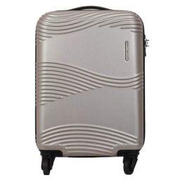 Kamiliant Kam Teku ABS 78 cms Light Gold Hardsided Check-in Luggage (KAM TEKU SP 78cm TSA - LGT GLD)
