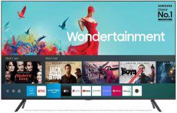 Samsung 138 cm (55 Inches) Wondertainment Series Ultra HD LED Smart TV UA55TUE60AKXXL (Titan Gray) (2020 Model)