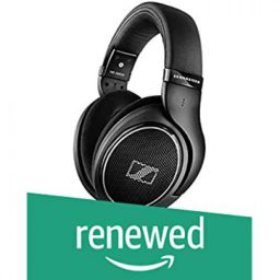 (Renewed) Sennheiser HD 598 SR Open-Back Headphone (Black)