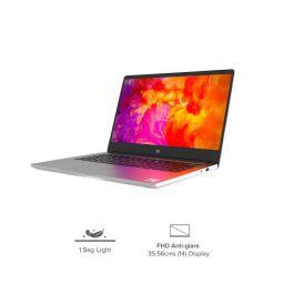 Mi Notebook 14 Intel Core i5-10210U 10th Gen Thin and Light Laptop(8GB/512GB SSD/Windows 10/Intel UHD Graphics/Silver/1.5Kg), XMA1901-FA+Webcam