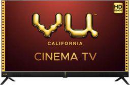 Vu Cinema 80cm (32 inch) HD Ready LED Smart Android TV (32UA)