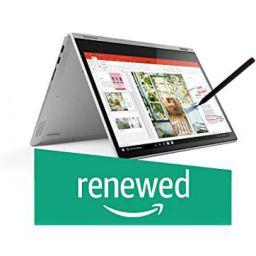 (Renewed) Lenovo Ideapad C340 AMD Ryzen 3 3200U 2 in 1 Convertible 14 inch FHD Laptop (4GB/256GB SSD/Windows 10/MS Office/Grey/1.65Kg), 81N60042IN