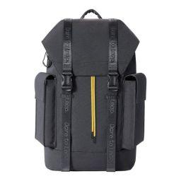 realme Adventurer Backpack 17 Inch IPX4 32 Ltrs Black Laptop Backpack