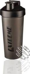 Nova Extreme 101 BPA Free 700 ml Shaker  (Pack of 1, Grey, Black, Plastic)