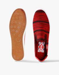 LEE COOPER Textured Casual Slip-On Sneakers