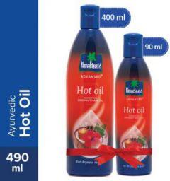 Parachute Advansed Ayurvedic Hot-Oil Hair Oil (490 ml)