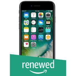 (Renewed) Apple iPhone 7 (Black, 32GB)