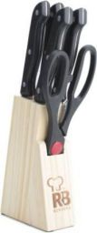 Renberg RB-8810 Stainless Steel Knife Set (Pack of 6)